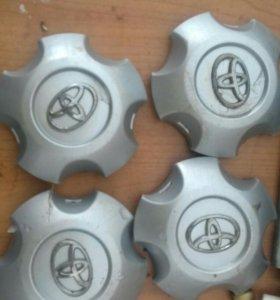 Колпачки дисков тойота Лэнд Крузер 200