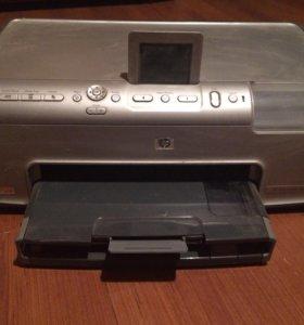 Продам принтер.Предназначен для печати фото.