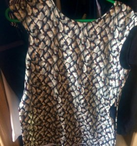 Блузка новая, Зара