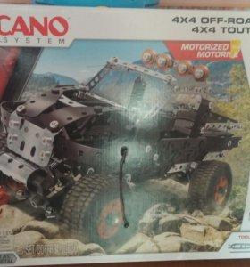 Новый конструктор Meccano 16212