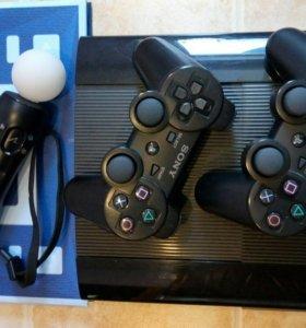 Консоль Sony Playstation 3 (PS3) (не прошитая)