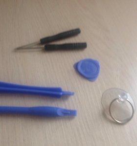 Инструменты для ремонта телефонов, айфонов, ноутбу