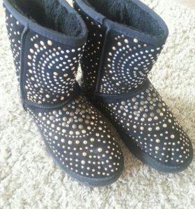 Обувь.Угги.Валенки.38