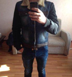 Куртка стильная весенняя