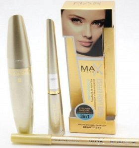Набор MaxFactor 3 in 1