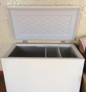 Морозильная камера(бирюса)