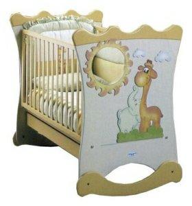 Кроватка Baby Italia Lucy