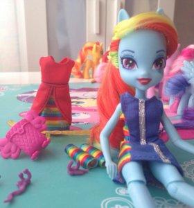 My Little Pony Equestria Girls Радуга