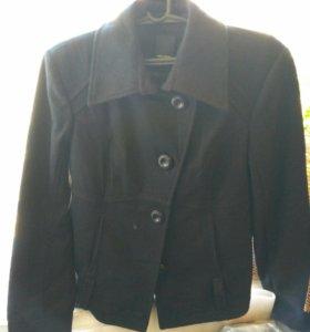 Новое короткое пальто-пиджак Vero Moda