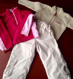 Одежда для мальчика 86-92