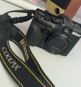 Фотоаппарат Nikon coolpix p7100