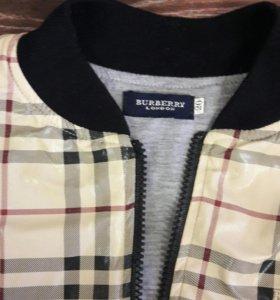 Куртка ветровка BURBERRY