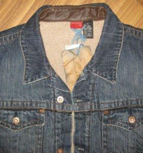 Buffalo David Bitton джинсовая куртка новая XL