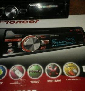 Магнитофон pioneer