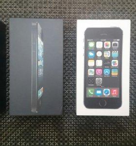 Коробки от iPhone 4S, 5, 5S