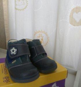 Детские ботиночки Скороход