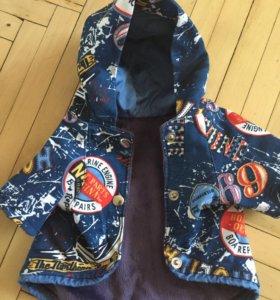 Куртка(собачья)
