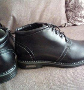 Мужские зимние ботинки 42 р