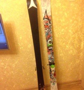Горные лыжи Atomic Trooper