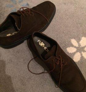 Туфли мужские 45 размер новые