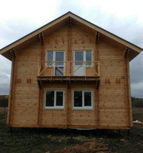 Строим каркасные дома не дорого