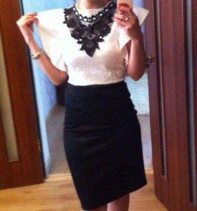 Платье офисное