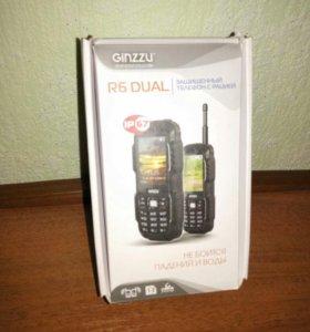 Мобильный телефон Ginzzu Rc Dual