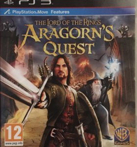 PS3 Aragorns Quest