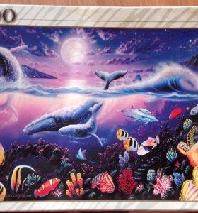 """Пазлы """"Подводный мир ночью"""""""