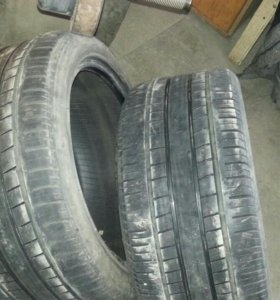 Pirelli 245/40 r17 2шт.
