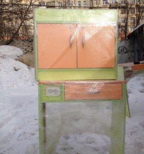 Шкаф для студии маникюра