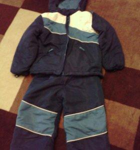 Зимний (осенний) костюм для мальчика