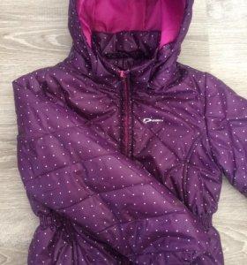 Утеплённая куртка Demix