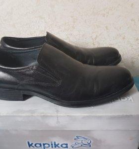 Туфли мужские. Разм.42. KAPIKA