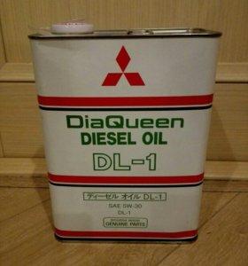 Масло моторное Mitsubishi 5W-30 Diesel DL-1