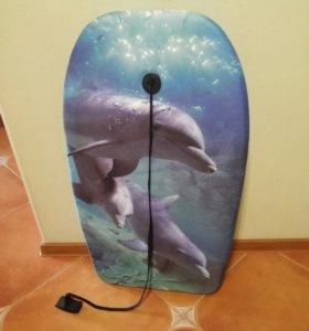 Детская доска для серфинга. Игрушка. Новая.