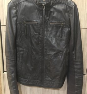 Куртка из натуральной кожи xs
