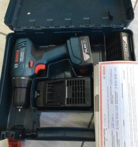 Шуруповёрт Bosch GSR 1440-Li