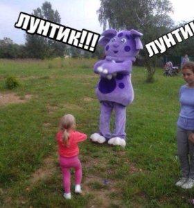 Ростовая кукла Лунтик