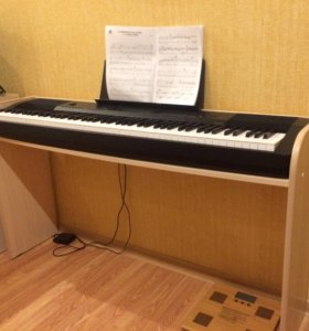 Синтезатор,Цифровое пианино casio CDP-220R