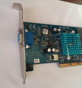 Видеокарта AGP 32Mb GIGABYTE GA-622-32C RivaTNT2