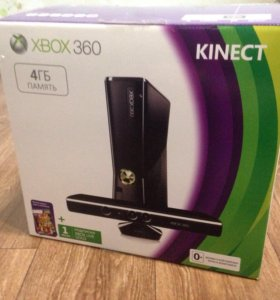 Xbox360 4гб