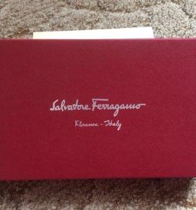 Оригинальный клатч-портмоне Salvatore Ferragamo