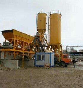 Бетон от бетонного завода