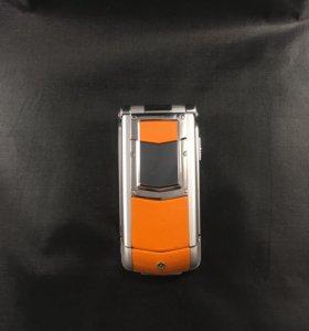 Vertu Ayxta Orange Ceramic