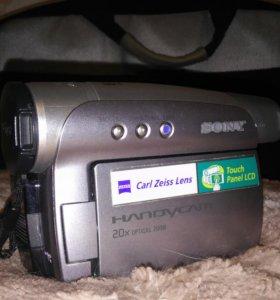 Видеокамера sony DCR-HC27E