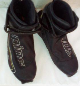 Лыжные ботинки (combi)