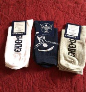 Носки спортивные новые