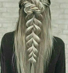 Косы причёски с косами