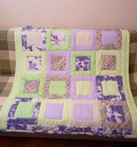 Одеяло-плед детский